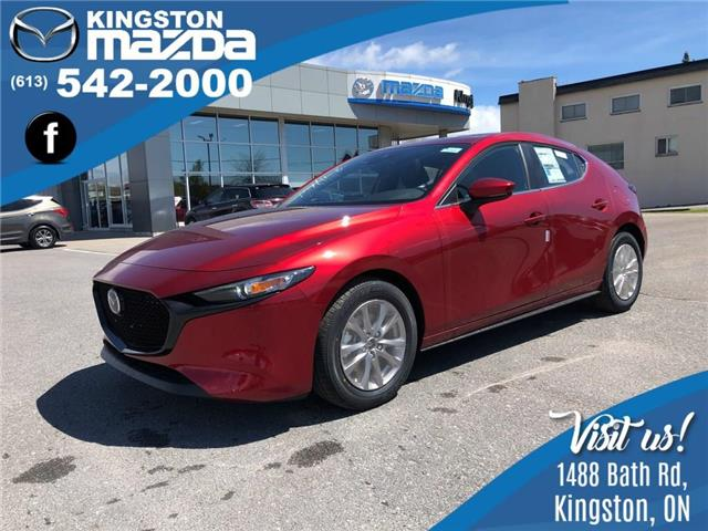 2019 Mazda Mazda3 Sport GS (Stk: 19C057) in Kingston - Image 1 of 16