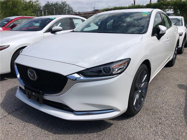 2019 Mazda MAZDA6 GT (Stk: G190594) in Markham - Image 1 of 5