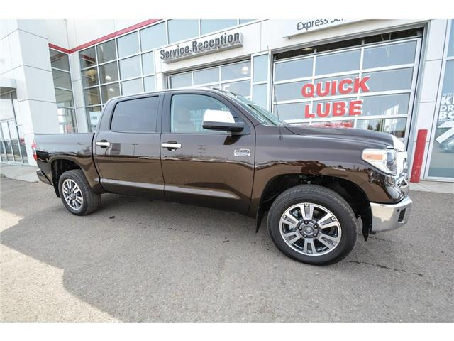 2019 Toyota Tundra 1794 Edition Package (Stk: 12201) in Lloydminster - Image 1 of 16