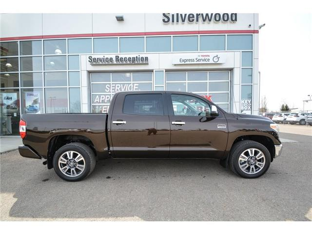 2019 Toyota Tundra 1794 Edition Package (Stk: 12201) in Lloydminster - Image 10 of 16