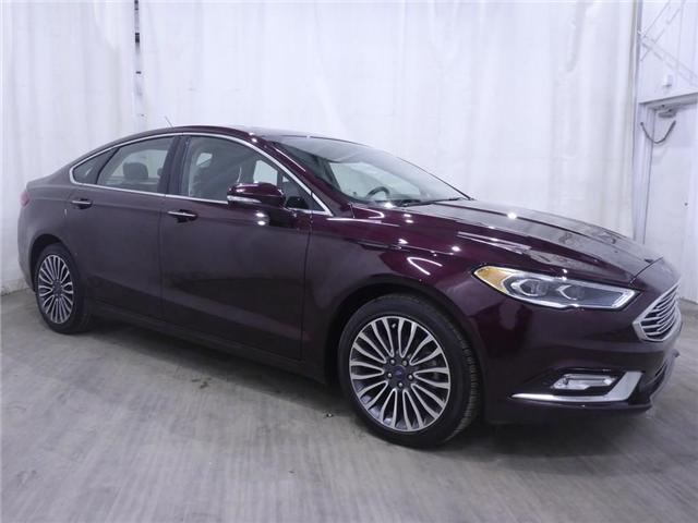 2017 Ford Fusion SE (Stk: 190424109) in Calgary - Image 1 of 26