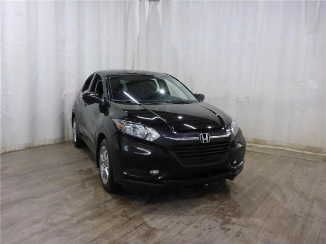 2016 Honda HR-V EX (Stk: 19021947) in Calgary - Image 1 of 26