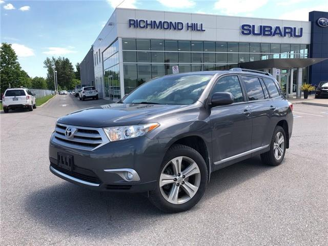 2012 Toyota Highlander  (Stk: T32495) in RICHMOND HILL - Image 1 of 23