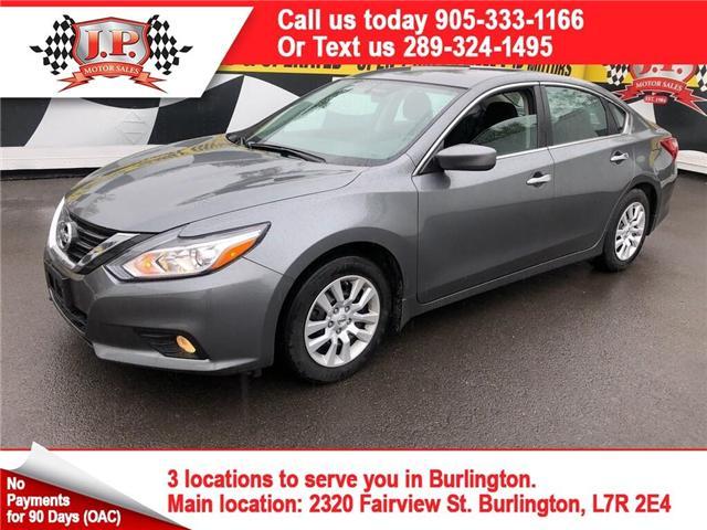 2017 Nissan Altima  (Stk: 47226) in Burlington - Image 1 of 15