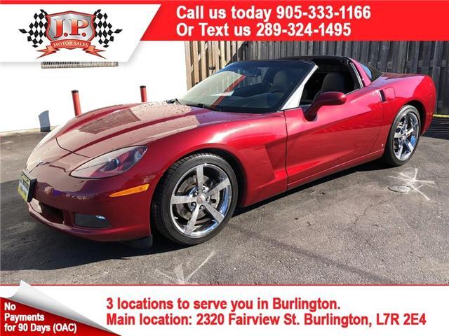 2009 Chevrolet Corvette Base (Stk: 47199) in Burlington - Image 1 of 28