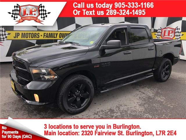 2017 RAM 1500 ST (Stk: 46420A) in Burlington - Image 1 of 22