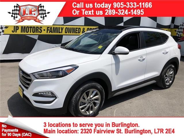 2018 Hyundai Tucson  (Stk: 47205r) in Burlington - Image 1 of 25