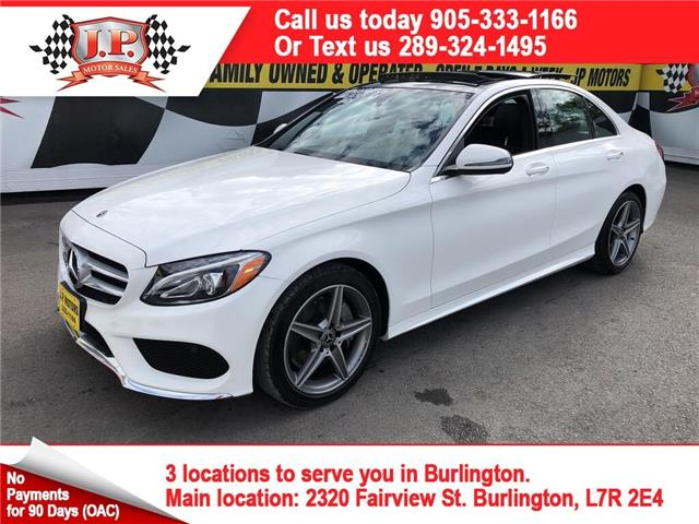 2018 Mercedes-Benz C-Class Base (Stk: 47229CO) in Burlington - Image 1 of 26