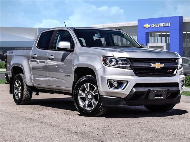 2017 Chevrolet Colorado Crew Z71 (Stk: 192813A) in Markham - Image 1 of 30