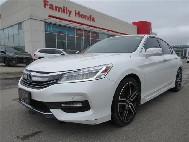 2017 Honda Accord Touring, FREE WARRANTY! (Stk: 9801507A) in Brampton - Image 1 of 30