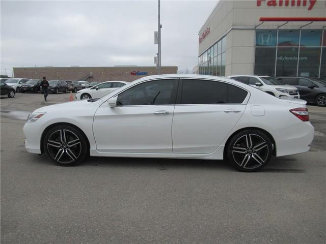 2017 Honda Accord Touring, FREE WARRANTY! (Stk: 9801507A) in Brampton - Image 2 of 30