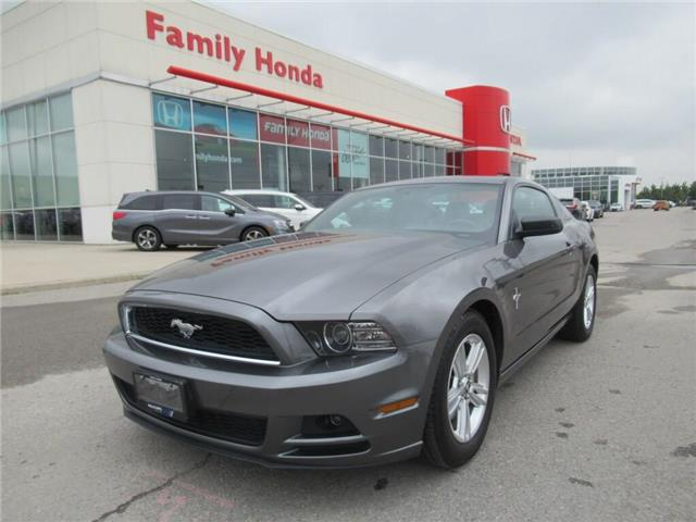 2013 Ford Mustang V6, SUCH LOW KMS! LIKE NEW! (Stk: 9131161A) in Brampton - Image 1 of 23