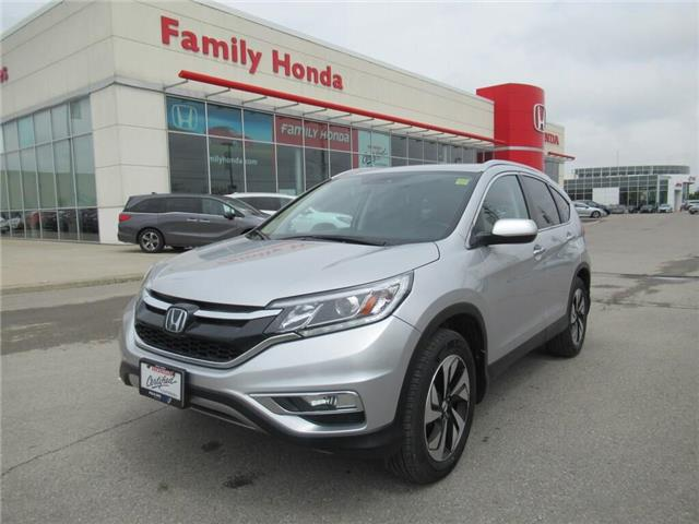 2016 Honda CR-V Touring, FREE EXTENDED WARRANTY (Stk: 9129259A) in Brampton - Image 1 of 28