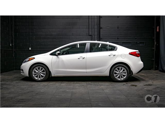 2015 Kia Forte 1.8L LX+ (Stk: CT19-237) in Kingston - Image 1 of 33