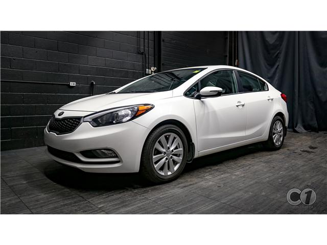 2015 Kia Forte 1.8L LX+ (Stk: CT19-237) in Kingston - Image 2 of 33