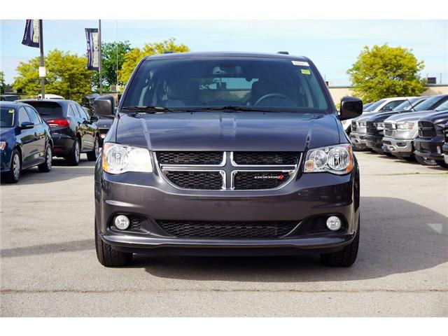 2019 Dodge Grand Caravan SXT PREMIUM PLUS| NAV| DVD| REAR PARK ASSIST (Stk: K340L) in Burlington - Image 2 of 50