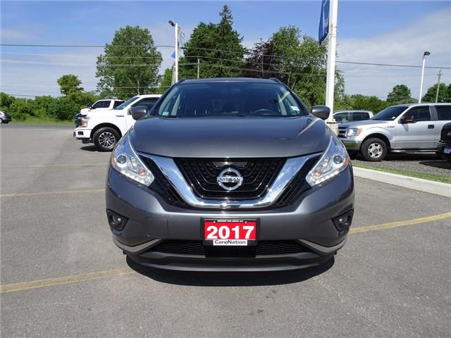 2017 Nissan Murano SV | AWD | NAV | HTD SEATS+WHEEL | PANOROOF | (Stk: DR264) in Brantford - Image 2 of 42