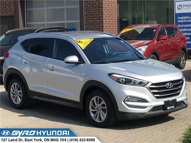 2016 Hyundai Tucson Premium (Stk: H4914) in Toronto - Image 1 of 28