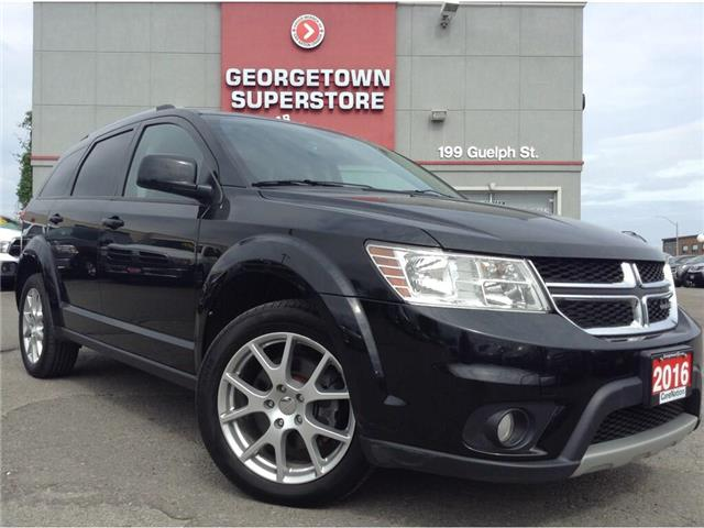 2016 Dodge Journey Limited   7 PASS   DVD   SUNROOF   V6   CAMERA (Stk: P12218) in Georgetown - Image 2 of 24