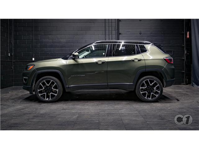 2018 Jeep Compass Limited (Stk: CT19-250) in Kingston - Image 1 of 34