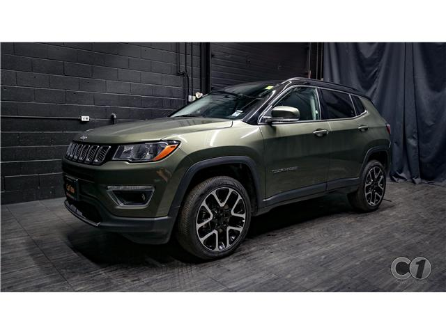 2018 Jeep Compass Limited (Stk: CT19-250) in Kingston - Image 2 of 34