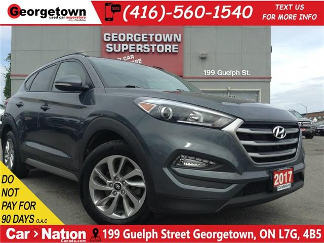 2017 Hyundai Tucson SE 2.0 | AWD | PANO ROOF | LEATHER | BACK UP CAM (Stk: P12227) in Georgetown - Image 1 of 22