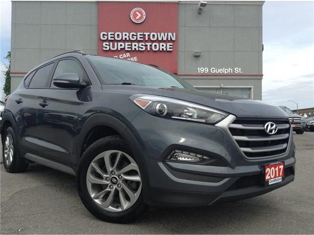 2017 Hyundai Tucson SE 2.0 | AWD | PANO ROOF | LEATHER | BACK UP CAM (Stk: P12227) in Georgetown - Image 2 of 22