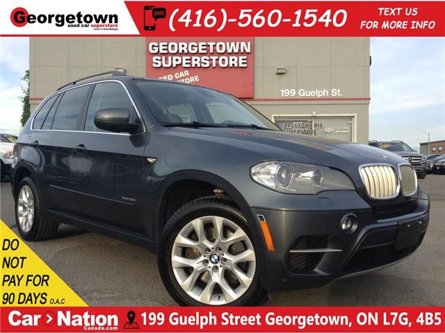 2012 BMW X5 xDrive50i | NAVI | PANO ROOF | AWD | BACK UP CAM (Stk: P12111A) in Georgetown - Image 1 of 24