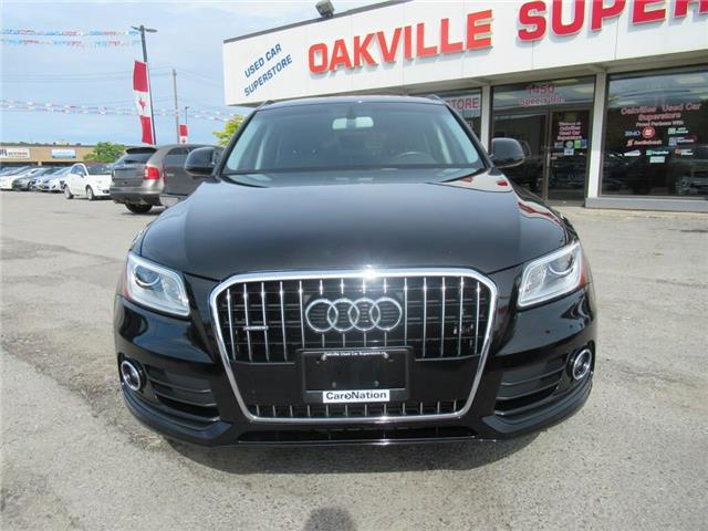 2016 Audi Q5 2.0T Komfort | LEATHER | BLUETOOTH | ACCIDENT FREE (Stk: P12230) in Oakville - Image 2 of 25