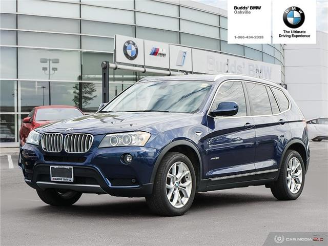 2014 BMW X3 xDrive28i (Stk: T694001B) in Oakville - Image 1 of 25