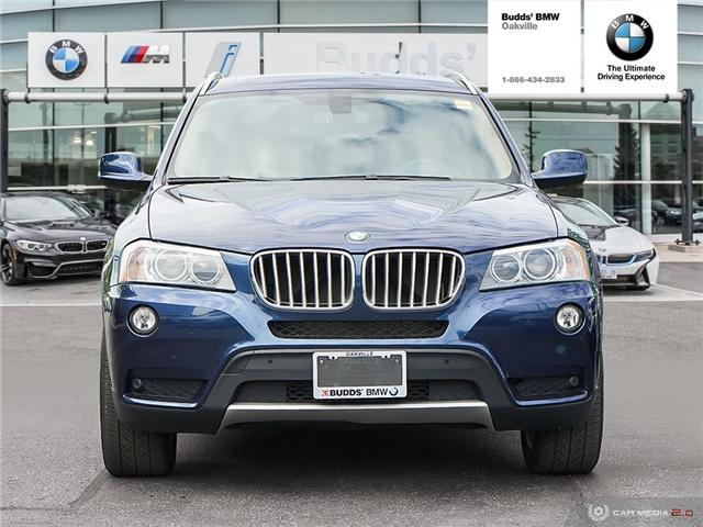 2014 BMW X3 xDrive28i (Stk: T694001B) in Oakville - Image 2 of 25