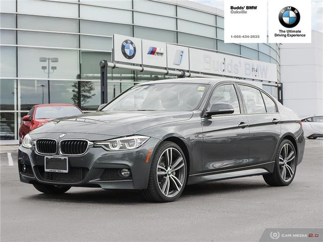 2016 BMW 328i xDrive (Stk: DB5656) in Oakville - Image 1 of 25