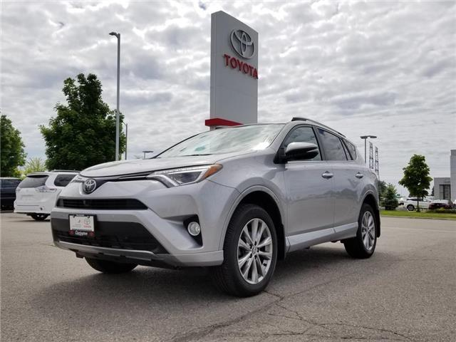 2017 Toyota RAV4 Limited (Stk: P2193) in Bowmanville - Image 1 of 21