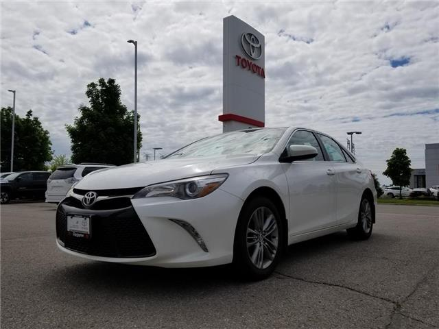 2015 Toyota Camry SE (Stk: 19143A) in Bowmanville - Image 1 of 20