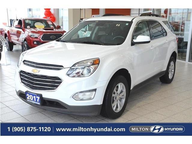 2017 Chevrolet Equinox  (Stk: 320381) in Milton - Image 1 of 36