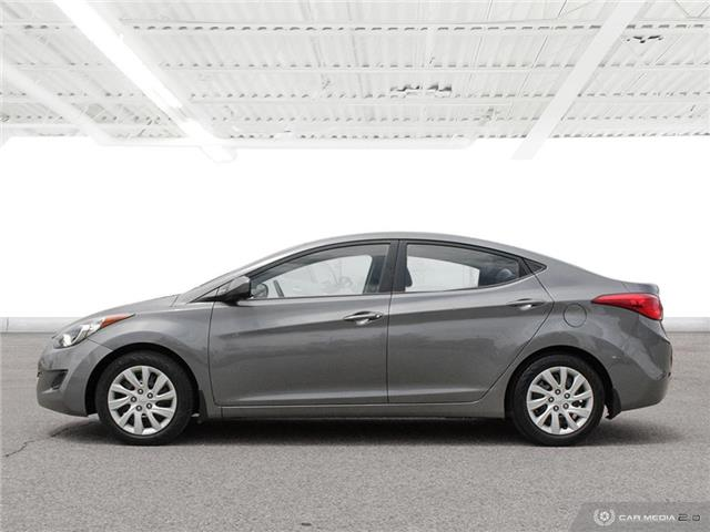 2011 Hyundai Elantra GL (Stk: H5507A) in Waterloo - Image 1 of 27