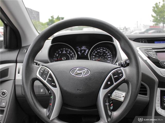2011 Hyundai Elantra GL (Stk: H5507A) in Waterloo - Image 6 of 27