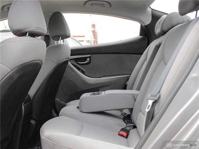 2011 Hyundai Elantra GL (Stk: H5507A) in Waterloo - Image 16 of 27