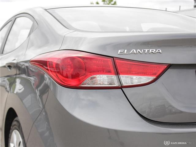 2011 Hyundai Elantra GL (Stk: H5507A) in Waterloo - Image 26 of 27
