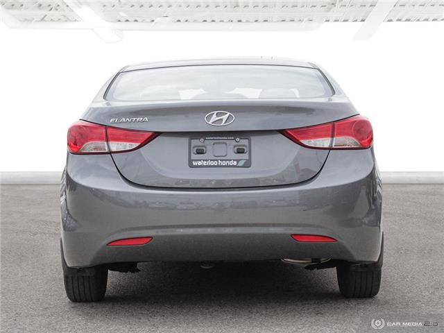 2011 Hyundai Elantra GL (Stk: H5507A) in Waterloo - Image 27 of 27