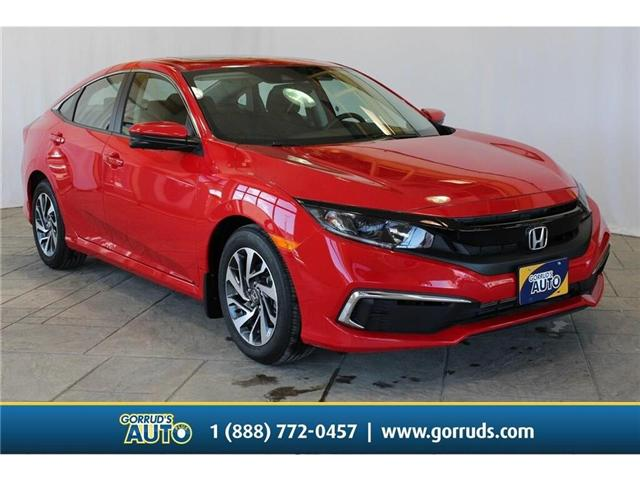 2019 Honda Civic EX (Stk: 008602) in Milton - Image 1 of 43