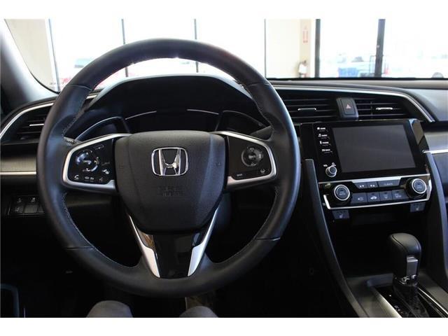 2019 Honda Civic EX (Stk: 008602) in Milton - Image 18 of 43