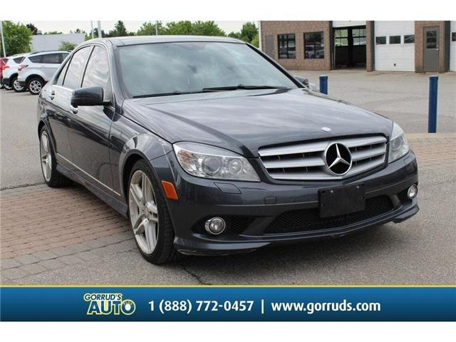 2010 Mercedes-Benz C-Class Base (Stk: 412330) in Milton - Image 1 of 16
