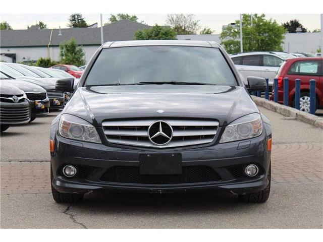 2010 Mercedes-Benz C-Class Base (Stk: 412330) in Milton - Image 2 of 16