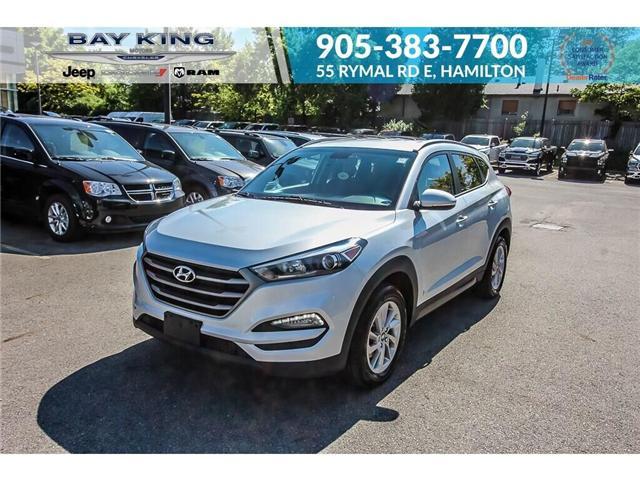 2016 Hyundai Tucson Premium (Stk: 197151A) in Hamilton - Image 1 of 17