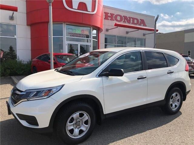 2016 Honda CR-V LX (Stk: P7100) in Georgetown - Image 1 of 10
