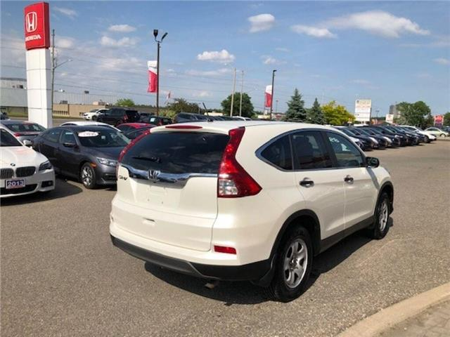2016 Honda CR-V LX (Stk: P7100) in Georgetown - Image 2 of 10