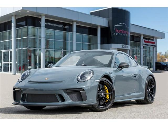 2018 Porsche 911 GT3 (Stk: 19HM5449) in Mississauga - Image 1 of 26
