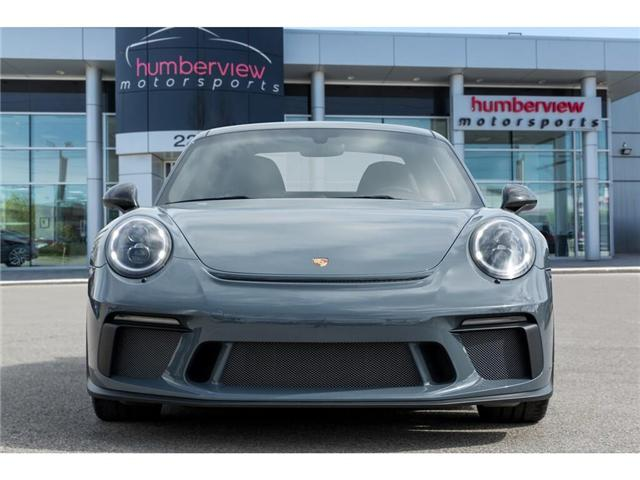 2018 Porsche 911 GT3 (Stk: 19HM5449) in Mississauga - Image 2 of 26