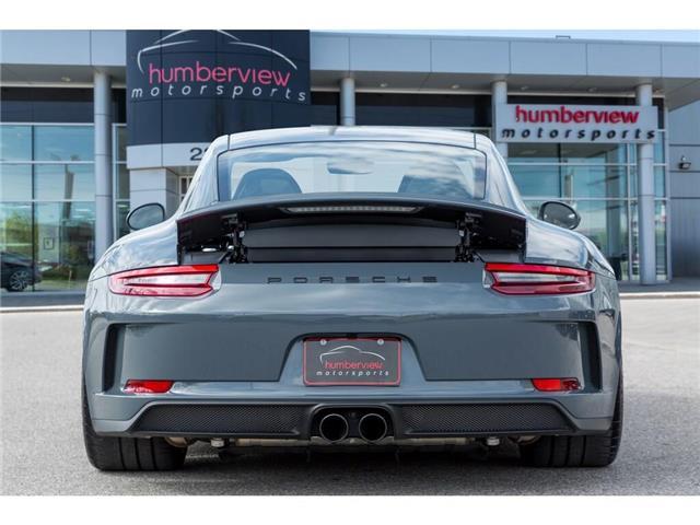 2018 Porsche 911 GT3 (Stk: 19HM5449) in Mississauga - Image 7 of 26